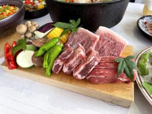 BBQ用お肉